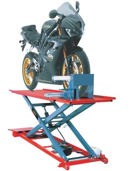 U-M02 motorcycle lift table