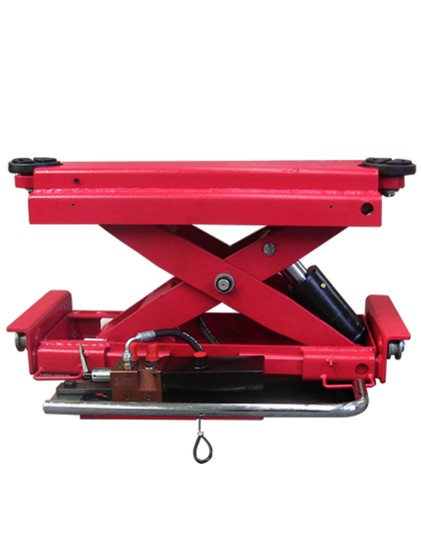 U-X30TS rolling jack for full wheel service