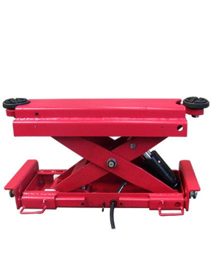U-X20TD rolling jack for full wheel service
