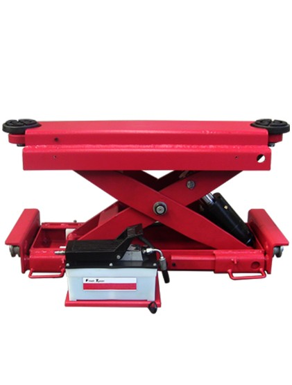 U-X20TQ rolling jack for full wheel service