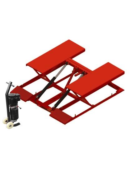 U-H45M small platform pantograph scissor lift