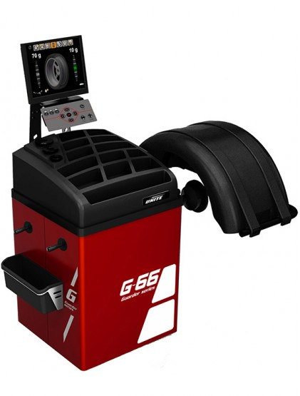 G66 guarder wheel balancer