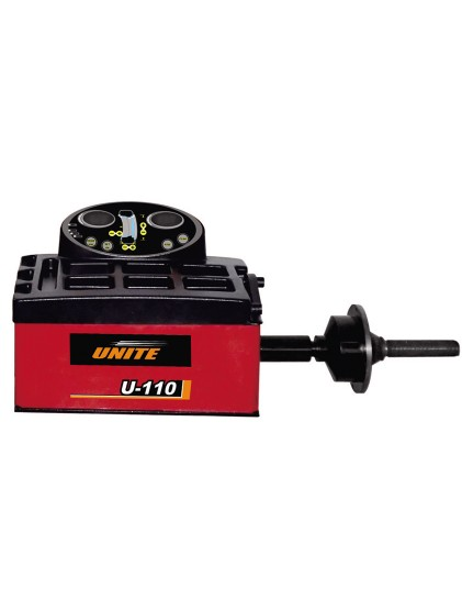 U-110 portable digital baseline entry level wheel balancer