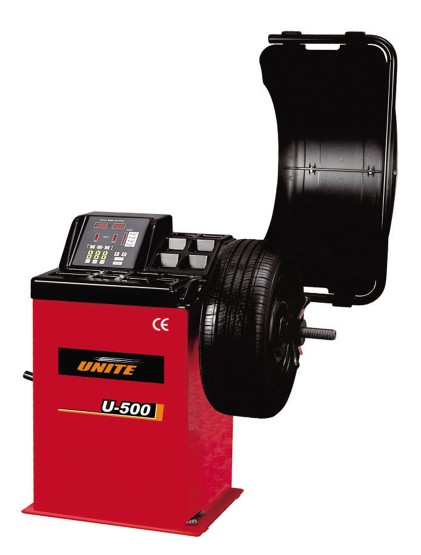 U-500 digital baseline entry level wheel balancer