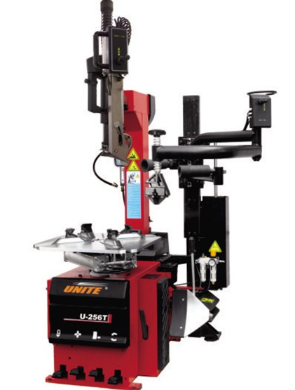 U-256T fully-automatic tilt back tower tire changer