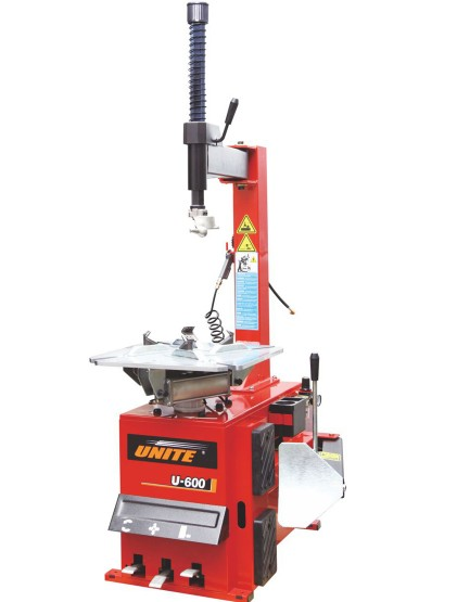 U-600 semi-automatic swing arm tire changer